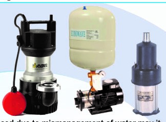 surface pressure Pumps & Dewatering Pumps